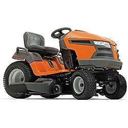 "Husqvarna 960430216 YTH22V42 22V Hydro Pedal Tractor Mower, 42""/Twin"