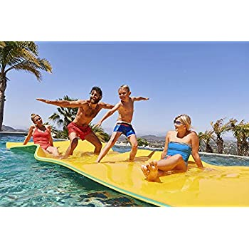 Amazon Com Outroad Floating Mat 12 X 6 Recreational