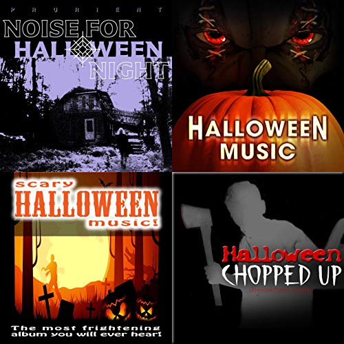Halloween Music With Sound Effects (Haunted House Sounds)