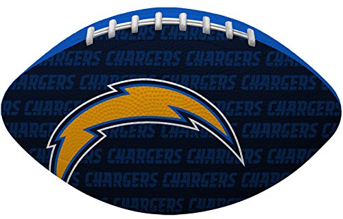 NFL San Diego Chargers Junior Gridiron Football, Blue