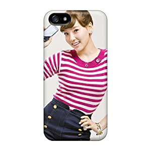 Hot New Taeyeon Case Cover For Iphone 5/5s With Perfect Design by mcsharks