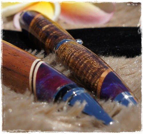 Koa Wood Pens - 1