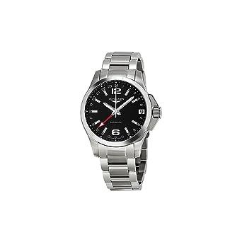 amazon com longines conquest automatic mens watch longines watches longines conquest automatic mens watch
