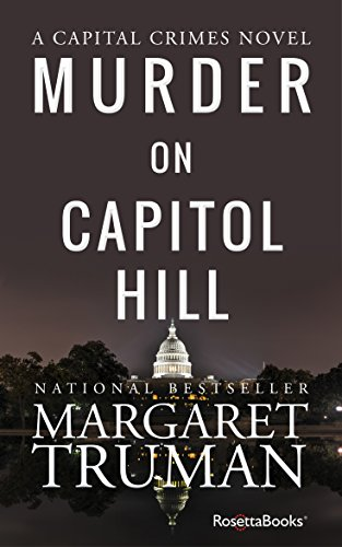 book cover of Murder On Capitol Hill