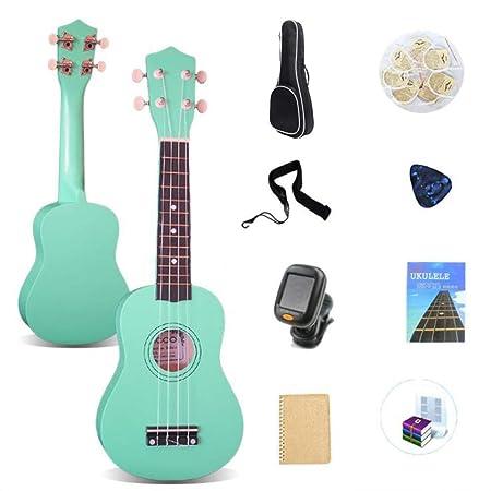 Ukulele Para Principiantes Adulto,Niños 21 pulgadas de guitarra ...