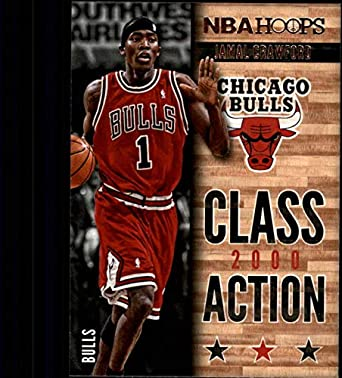 a08592dd 2013-14 NBA Hoops Class Action #13 Jamal Crawford Chicago Bulls Official  Basketball Card