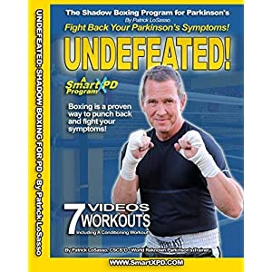 Undefeated! The Shadow Boxing Program for Parkinson's 6