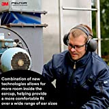 3M PELTOR X5A Over-the-Head Ear Muffs, Noise