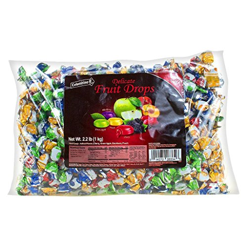 Filled Candy (Colombina Fancy Fruit Filled Assorted Candy, 2.2 lb Bag)