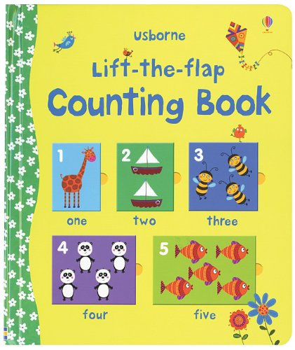 Read Online Lift-the-flap Counting Book pdf