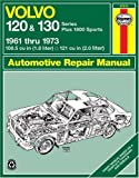 By John Haynes Volvo 120 and 130 Series and 1800 Sports, 1961-1973 (Haynes Manuals) (1st Edition)