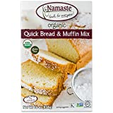 Namaste Foods Organic Quick Bread & Muffin Mix, 16 Ounce