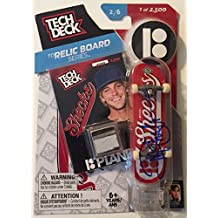 Ryan Sheckler Signed Tech Deck Relic Board Mini 2095/2500 Skateboard #1 - PSA/DNA Certified - Autographed Products