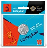 London 2012 50p Sports Collection - Volleyball