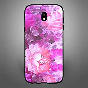 Samsung Galaxy J5 2017 Pink Floral