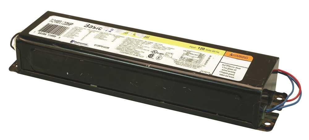 Universal Lighting Technologies B260I120MA Electronic Ballast Instant Start Slim line, 1'' x 1'' x 1''