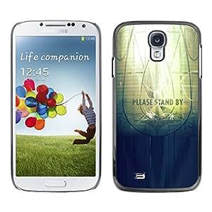 Caucho caso de Shell duro de la cubierta de accesorios de protección BY RAYDREAMMM - Samsung Galaxy S4 - Soporte por favor