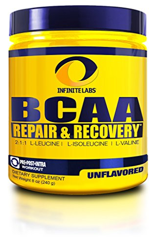 Infinite Labs BCAA Powder, 8.0-Ounce, 240 grams, 40 Servings Per Container Review