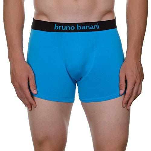 Multicolor aquablau Pack Para 2150 Bóxer Banani Short Schwarz Hombre Flowing 2 Bruno wAz1q87n