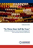 To Thine Own Self Be True, Catherine De Boer, 3843355053