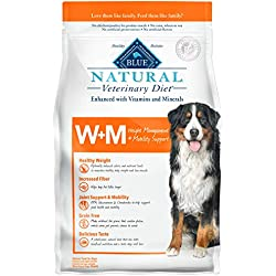 Blue Buffalo Natural Veterinary Diet Weight Management + Mobility Support for Dog 6lbs