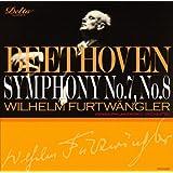 ベートーヴェン:交響曲第7番/交響曲第8番