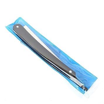 Amazon.com: Maquinilla de afeitar con cuchilla plegable de ...