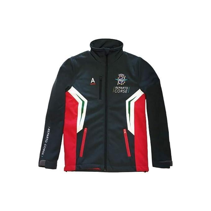 Softshell Uomo Giacca Amazon Abbigliamento Mv Agusta it qxEw4