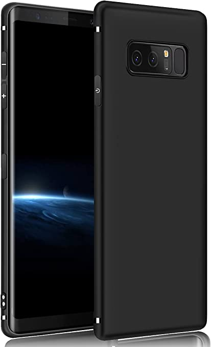 Samsung Galaxy Note 8 Funda,Bigmeda Carcasa Note 8 TPU Flexible ...