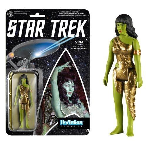 Star Trek Vina ReAction 3 3/4-Inch Retro Action Figure by Star Trek
