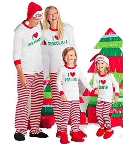 Christmas Family Pajamas Pjs for Women Men Kids Baby boy Emoji Tshirt American face Baby Onesie Long Sleeve Boat Robe Knit Pants Girl xs p Summer Boys Costume fie for Girls Hello Girls