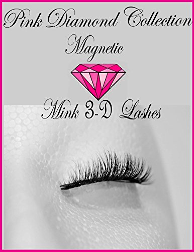 Magnetic Eyelashes Premium Handmade 100% Siberian Mink 3D Lash - Each Luxurious Lash is Made of the Finest Materials Available. Designed to be Fashionable and to Enhance Your Makeup Style. 29AV
