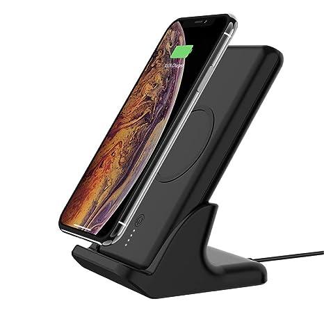 pretty-H Power Banco inalámbrica Cargador portátil Mobile ...