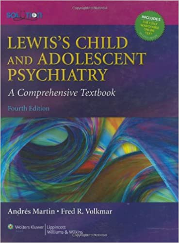 Ebookers free download: lewis's child and adolescent psychiatry: a.
