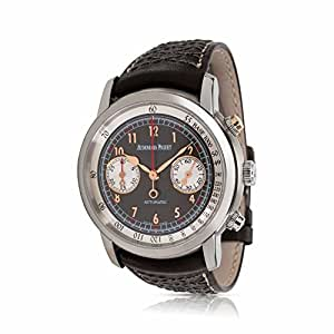 Audemars Piguet Jules Audemars automatic-self-wind mens Watch 26558TI.OO.D080VE.01 (Certified Pre-owned)