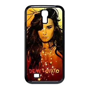 Customize Pop Singer Demi Lovato Back Case for Samsung Galaxy S4 I9500 JNS4-1631