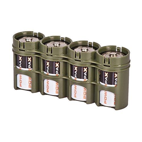 Storacell Powerpax SlimLine Military Batteries