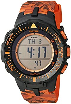 Casio Men's Pro Trek Solar-Powered Watch