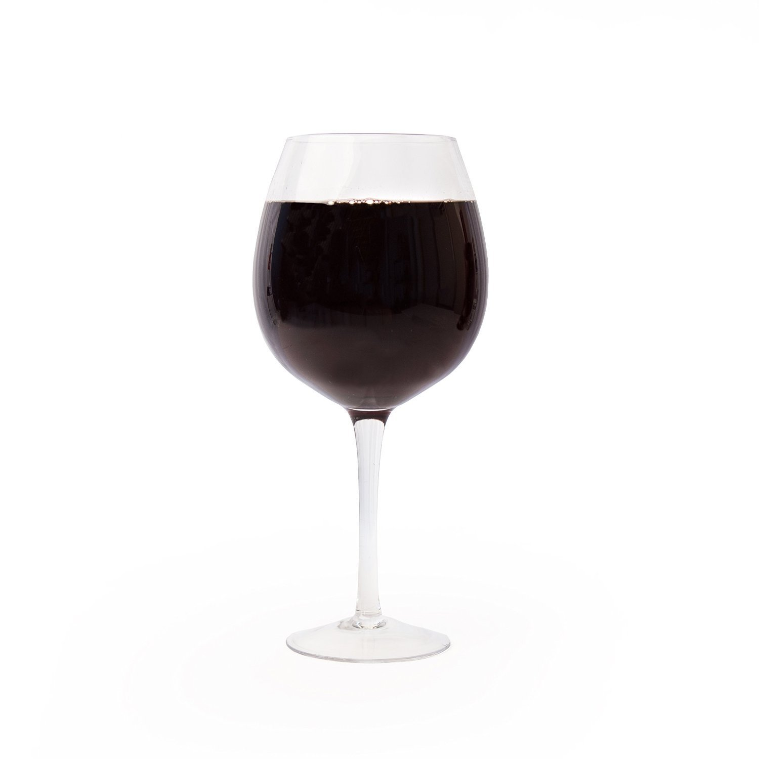 Superior Wine Glass With Wine Part - 14: Amazon.com | The Original Big Betty XL Extra Large Premium Jumbo Wine Glass  - Holds A Whole Bottle Of Wine!: Bottle Of Wine Glass: Wine Glasses