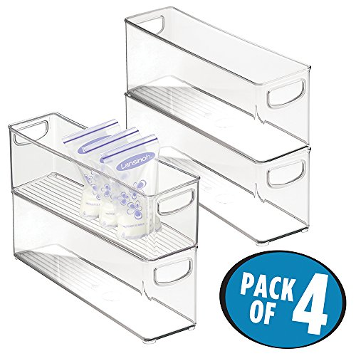 mDesign Storage Organizer Pouches Breast product image