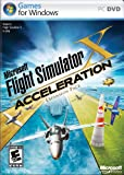 Software : Microsoft Flight Simulator X Acceleration Expansion - PC