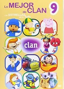 Lo Mejor De Clan - Volumen 9 [DVD]