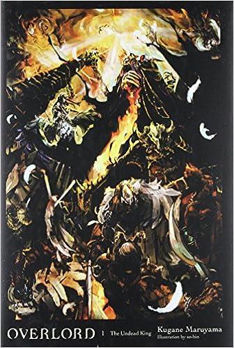 Amazon com: Overlord, Vol  1 - light novel (9780316272247): Kugane