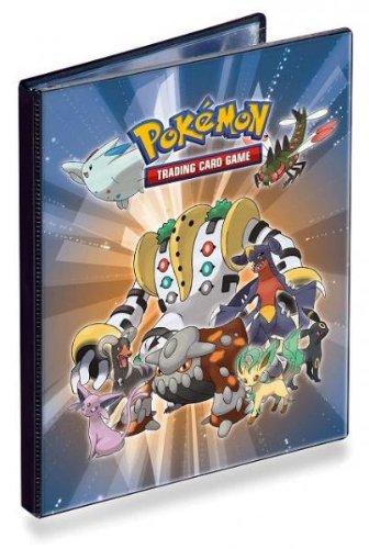 Trading Card Supplies - 4 POCKET PAGE PORTFOLIO ( Pokemon - LENTICULAR Regigagas & Friends) AMIGO Spiel + Freizeit GmbH