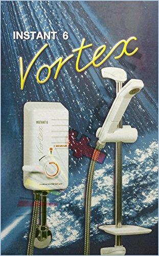 Durchlauferhitzer VORTEX mit Dusche Leistung 5 kW 230 V