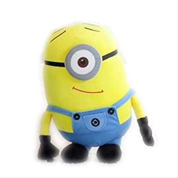 Kawaii Minions Small Yellow Man Plush Toy 30Cm, para Niños ...