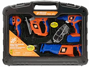 The Home Depot Deluxe Power Tool Case - Toys R Us exclusivo ...