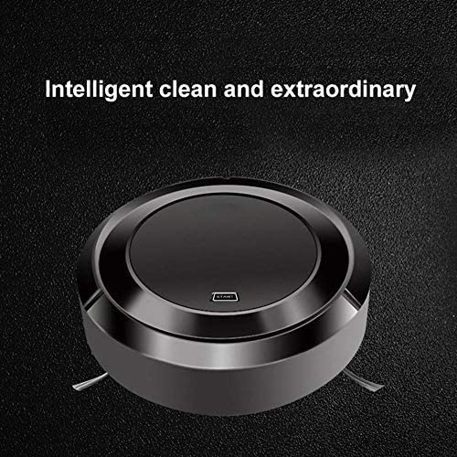 Automatique3en1robot de nettoyage de sol intelligent aspirateur aspirateur fournitures de nettoyage domestique