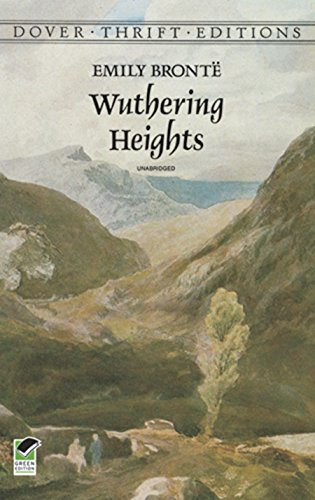 Wuthering Heights (Dover Thrift Editions) by [Brontë, Emily]