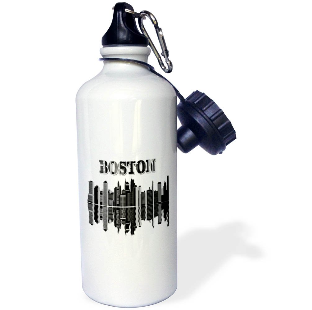 musicians and lovers of low sounds Water Bottle for bassists 3dRose wb/_280099/_1 Bass clef